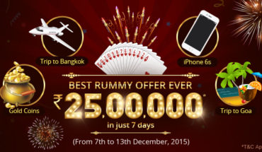 December Delight Rummy