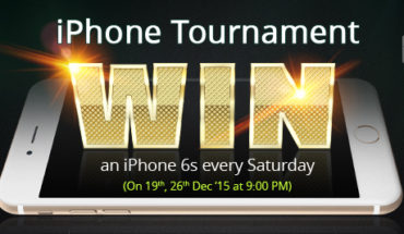 iPhone Rummy Tournament at KhelPlayRummy