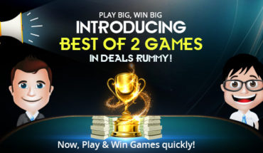 Play Best of 2 Deals Rummy