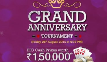 Grand anniversary tournament