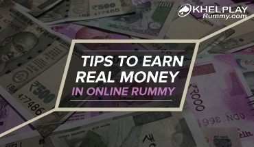 Tips To Earn Real Money In Online Rummy