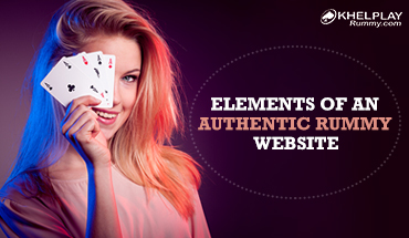 Elements of an Authentic Rummy Website