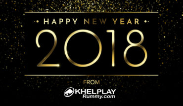 Happy New Year! From KhelPlay Rummy