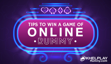 Tips to Win a Game of Online Rummy