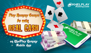 Play Rummy Games to Win Real Cash on KhelPlay Rummy Mobile App