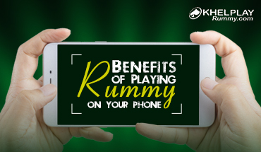 Benefits of Playing Rummy on Your Phone